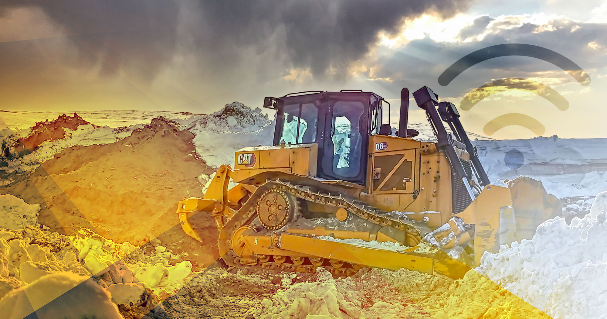 Moving mountains of data: tech in the construction industry