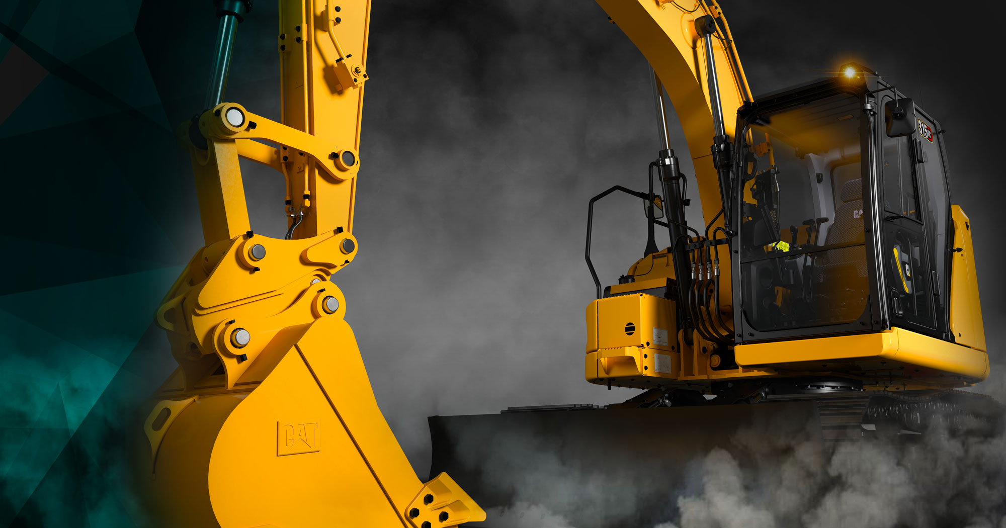 Everything you need to know about the Cat® 313 and 313 GC Next Generation Excavators